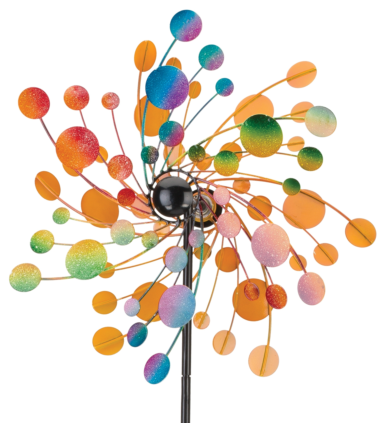 19″ Kinetic Stake – Confetti