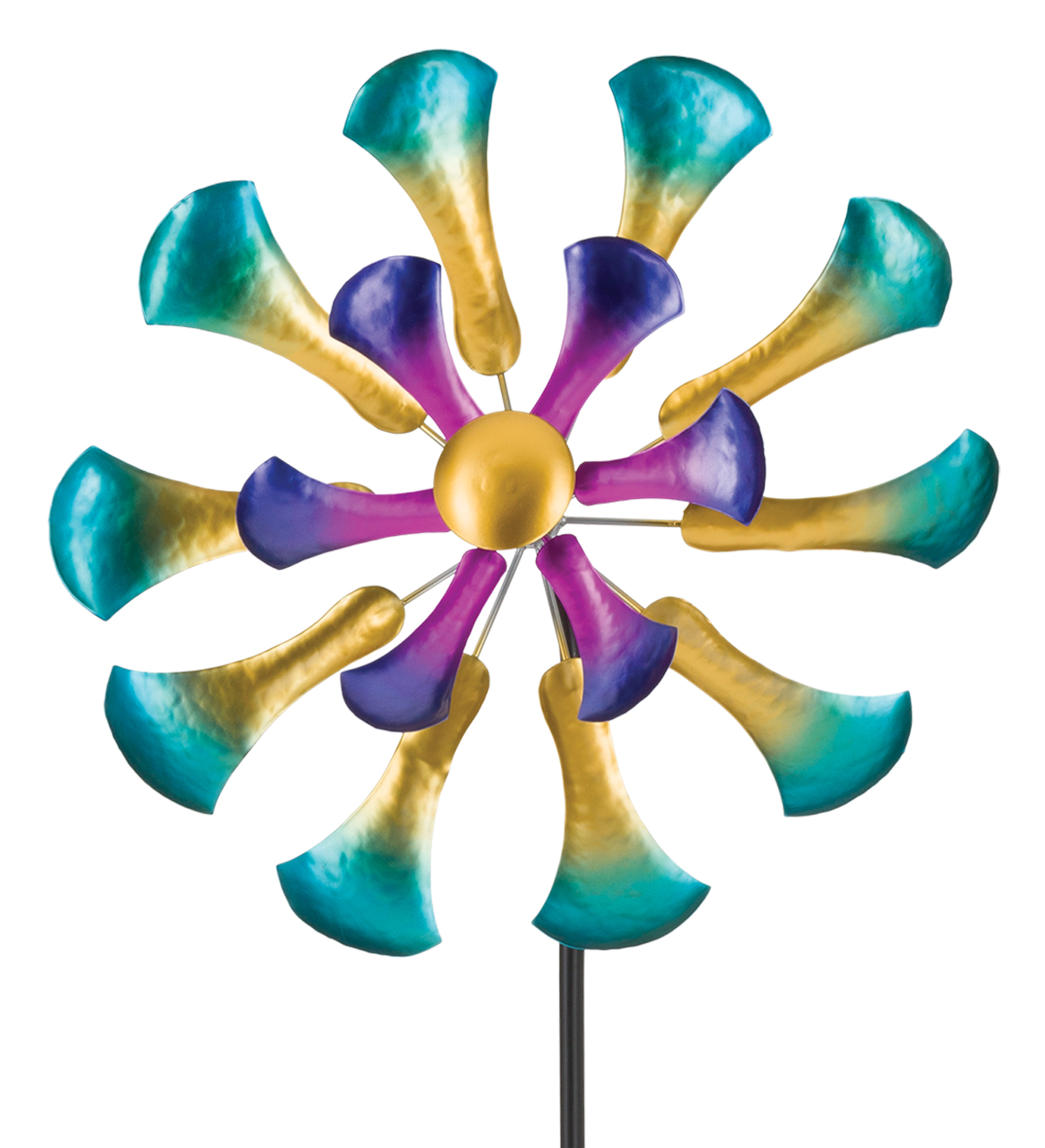 19″ Wind Spinner – Flower